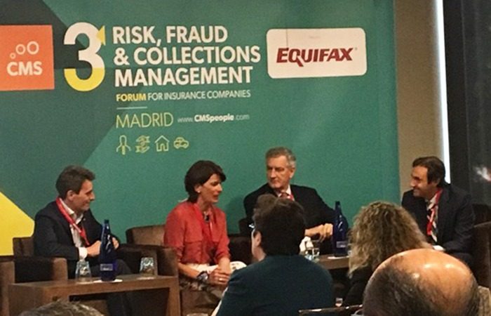 El Grupo DAS, presente en el debate inaugural del III CMS Risk, Fraud & Collections Management Forum