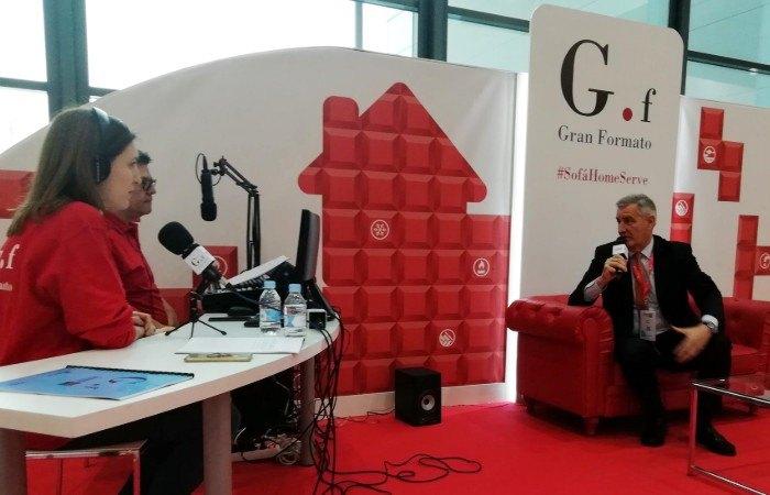 Jordi Rivera en Gran Formato para La Semana del Seguro