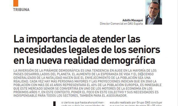 La importancia de atender las necesidades legales de los seniors en la nueva realidad demográfica