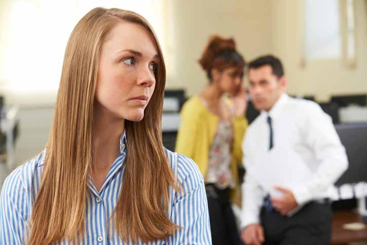 denunciar acoso laboral