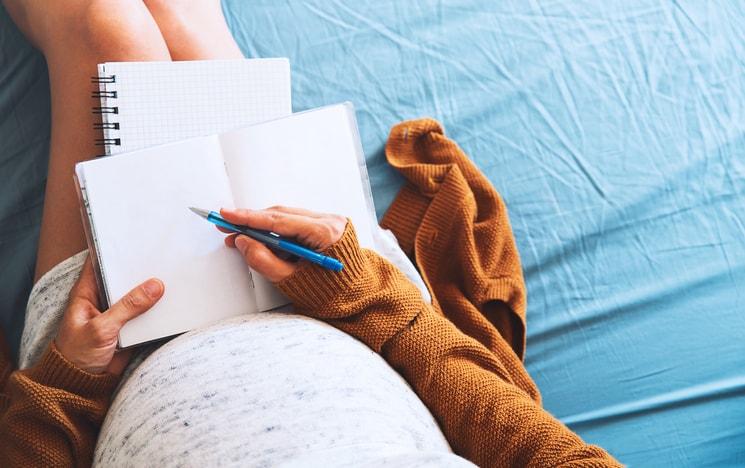 solicitud baja maternidad
